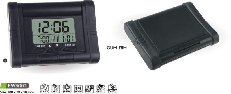 Hodiny na zeď Budík digitální KW5002 145640 MPM Quality Designové hodiny