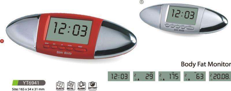 Hodiny na zeď Budík YT6941 H, S 145645 MPM Quality Designové hodiny
