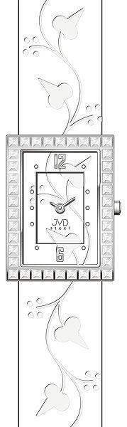 Hodiny na zeď Dámské hodinky JVD J4045.1.4 146818 Designové hodiny