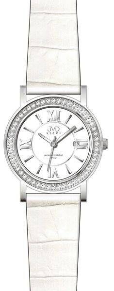 Hodiny na zeď Dámské hodinky JVD J4051.1.0, J4051.2.1 147101 Designové hodiny