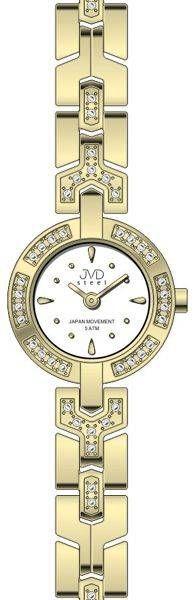 Hodiny na zeď Dámské hodinky JVD J4057.1.3, J4057.2.4 147103 Designové hodiny