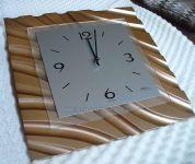 Designové hodiny AMS 9329 čtvercové 146236 Hodinářství