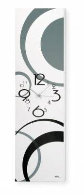 Hodiny na zeď Designové nástěnné hodiny AMS 9253 146258 Designové hodiny