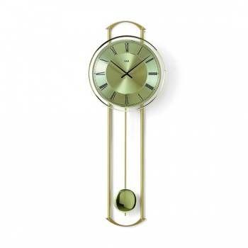Kovové kyvadlové hodiny AMS 7083 146191 Hodinářství