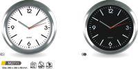 Kovové nástěnné hodiny M2711 - SA, SB 145606