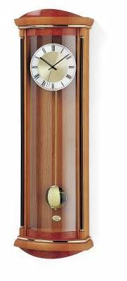 Hodiny na zeď Kyvadlové hodiny AMS 5080/9, 5080/16, 5080/1 146377 Designové hodiny