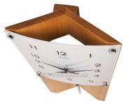 Hodiny na zeď Kyvadlové hodiny JVD quartz N201/68 147382 Designové hodiny