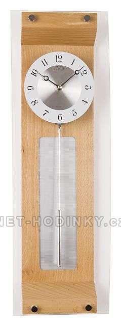 Kyvadlové hodiny JVD quartz N209/68.3, N290.41 147386 Hodinářství