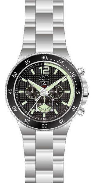 Luxusní pánské hodinky JVD JS17.1.2, JS17.3.3, JS17.4.4 146737 JS17.1.2