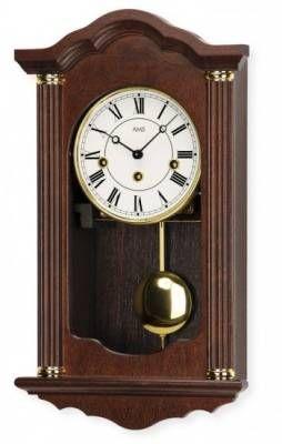 Mechanické kyvadlové hodiny AMS 2624/1 ořech, AMS 2624/4 dub 146141