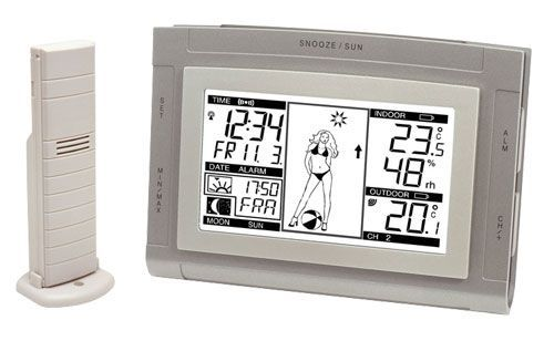 La Crosse Technology Meteostanice La Crosse Techology WS 9711-IT 144982