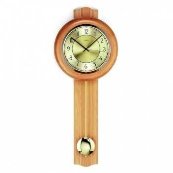 Hodiny na zeď Moderní kyvadlové hodiny AMS 5116/18 146374 Designové hodiny