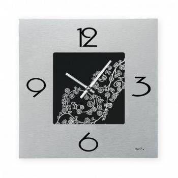 Hodiny na zeď Moderní nástěnné hodiny AMS 9252 146259 Designové hodiny