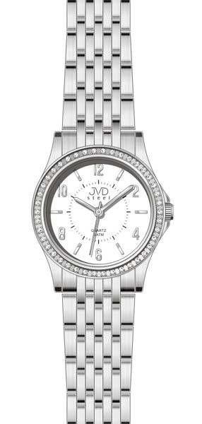 Hodiny na zeď Náramkové hodinky JVD steel J4029.3.1 146799 Designové hodiny
