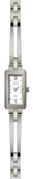 Náramkové hodinky JVD titanium J5008.3.1 147095 J5008.2.9