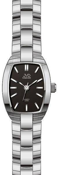 Náramkové hodinky JVD titanium L55.1.5 146863