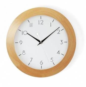 Nástěnné hodiny AMS 5836 řízené rádiem 146315