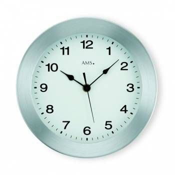 Hodiny na zeď Nástěnné hodiny AMS 5838 řízené rádiovým signálem 146314 Designové hodiny