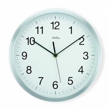 Nástěnné hodiny AMS 5841 řízené rádiovým signálem 146309 Hodinářství