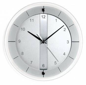 Hodiny na zeď Nástěnné hodiny AMS 5847 řízené rádiovým signálem 146300 Designové hodiny