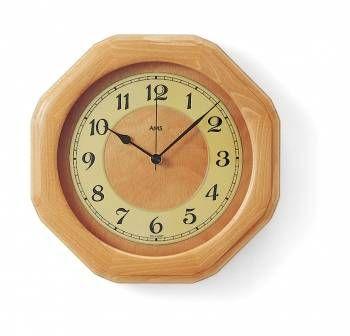 Hodiny na zeď Nástěnné hodiny AMS 5859/18 řízené rádiovým signálem 146228 Designové hodiny