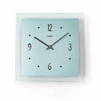 Hodiny na zeď Nástěnné hodiny AMS 9043 146283 Designové hodiny