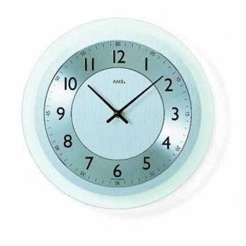 Hodiny na zeď Nástěnné hodiny AMS 9066 146281 Designové hodiny