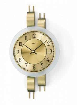 Hodiny na zeď Nástěnné hodiny AMS 9244 146263 Designové hodiny