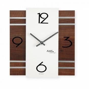 Hodiny na zeď Nástěnné hodiny AMS 9293, 9292, 9290 146254 Designové hodiny
