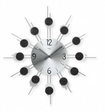 Hodiny na zeď Nástěnné hodiny AMS 9296 146253 Designové hodiny