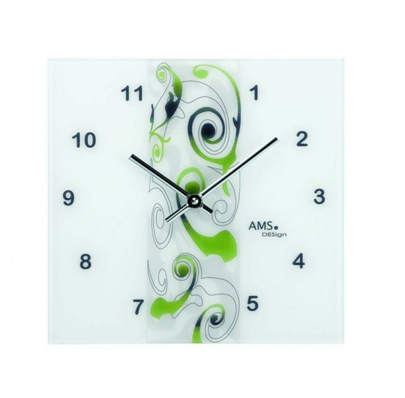 Hodiny na zeď Nástěnné hodiny AMS 9317 146251 Designové hodiny
