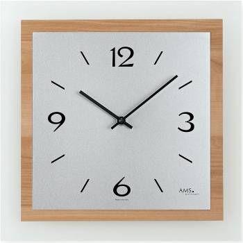 Hodiny na zeď Nástěnné hodiny AMS 9327, 9326, 9325 146240 Designové hodiny