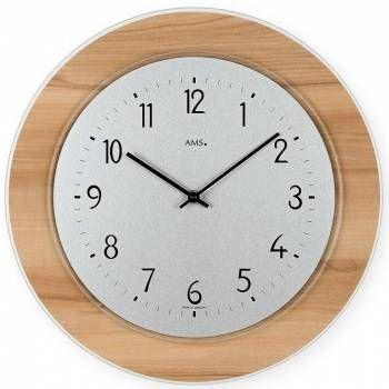 Hodiny na zeď Nástěnné hodiny AMS 9337, 9336, 9335 146232 Designové hodiny