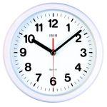 Hodiny na zeď Nástěnné hodiny plastové 3001.7, 3005.2 141299 H&H Designové hodiny