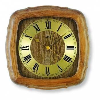 Hodiny na zeď Nástěnné hodiny řízené rádiem AMS 5932/4 146221 Designové hodiny