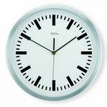 Nástěnné hodiny řízené rádiovým signálem AMS 5840 146312