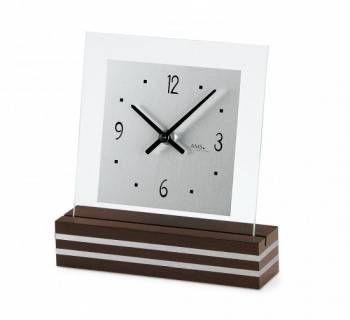 Hodiny na zeď Stolní hodiny AMS 1108, 1107, 1106 146380 Designové hodiny