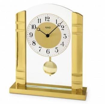 Stolní hodiny AMS 1118, 1117 kyvadlové 146342 Hodinářství