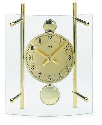 Stolní hodiny kyvadlové AMS 139 146341 Hodinářství