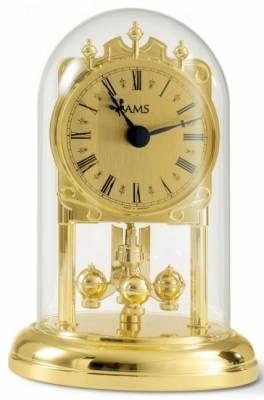 Hodiny na zeď Stolní luxusní hodiny AMS 1103 146354 Designové hodiny