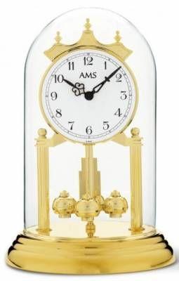 Hodiny na zeď Stolní luxusní hodiny AMS 1201 146353 Designové hodiny