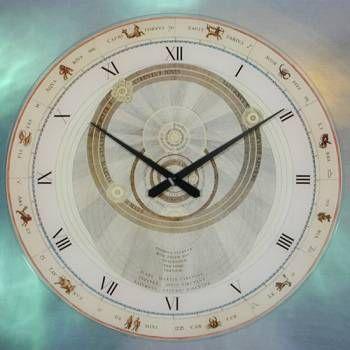 Hodiny na zeď Velké skleněné hodiny AMS 9232 Aristo 147443 Designové hodiny