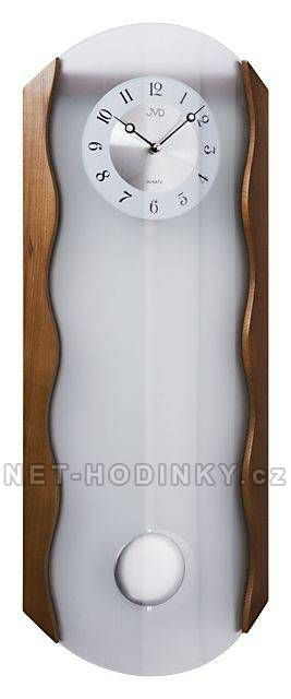 Designové kyvadlové hodiny JVD N 11003.11.1, N 11003.41.4 150260 N 1103.11.1