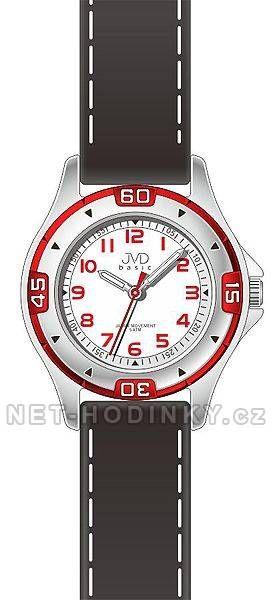 Dětské náramkové hodinky JVD basic J 7099 ve třch barevných kombinacích 151235 J 7099.1.1