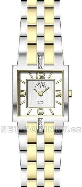 Luxusní náramkové hodinky JVD steel J4034.3.1 151867