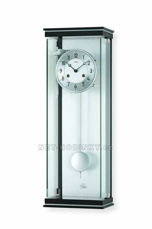 Mechanické kyvadlové hodiny AMS 2712/11 149819 Hodinářství