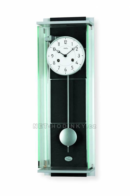 Mechanické kyvadlové hodiny AMS 2713 149814