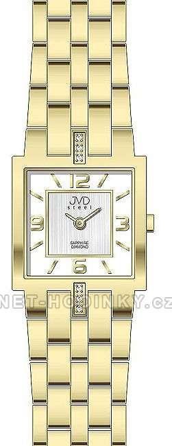 Náramkobé hodinky JVD steel J4034.1.1 151865