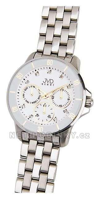 Náramkové hodinky JVD steel H95.2.1 151872