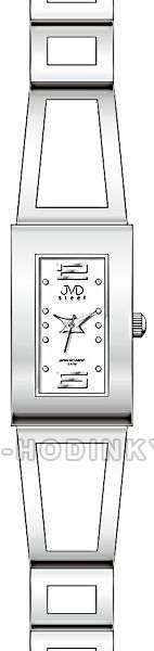 Náramkové hodinky JVD steel J4086.2.2 151851